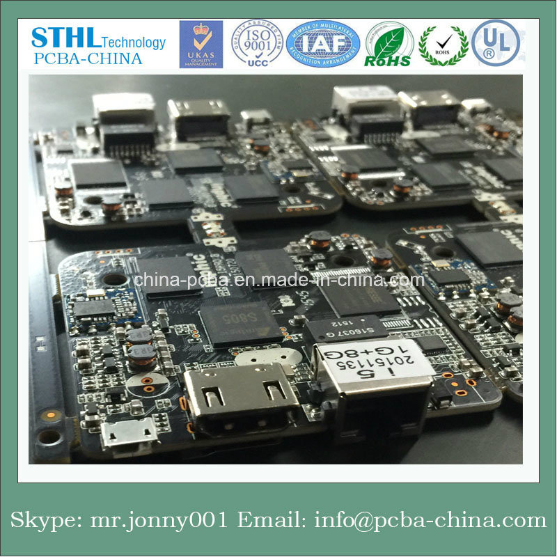 Perfect Gold Plating PCB Board From Shenzhen PCB