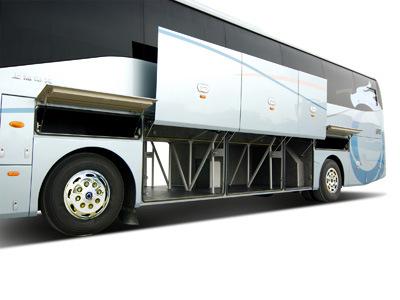 Sunlong Slk6120A Diesel Passenger Bus
