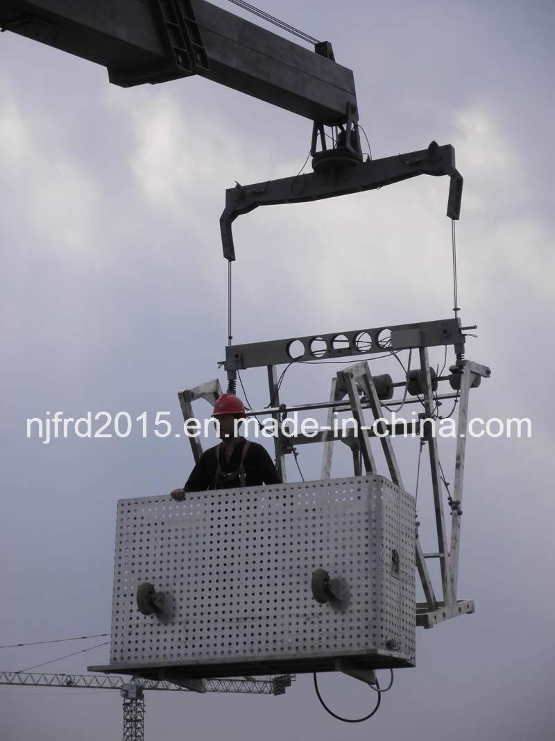 Jib Can Lift Facade Access Equipment Bmu