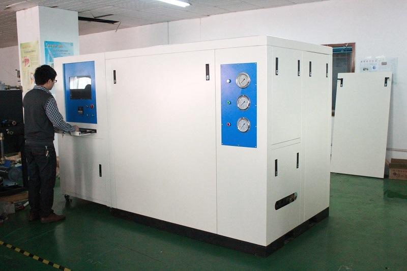 Pulse Test Machine for The Sensor