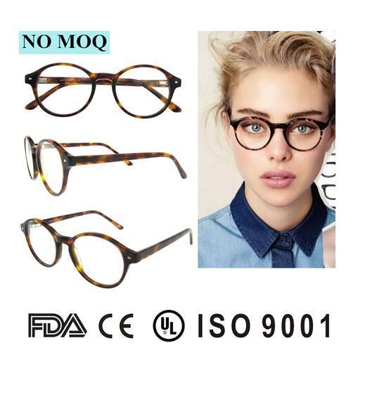 2016 New Model Brand Unisex Acetate Optical Frame