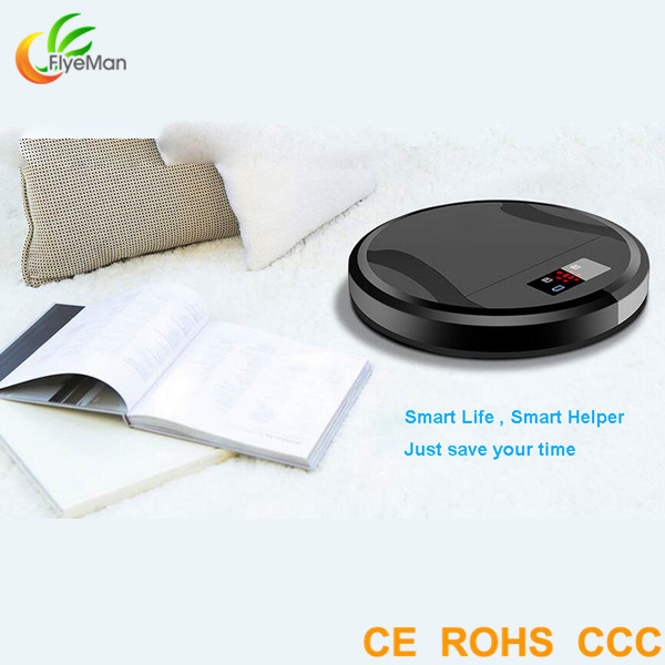 Robot Vacuum Cleaner, Vacuum Robot with CE, RoHS