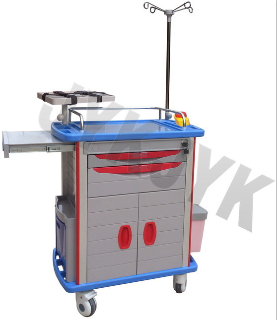 ABS Medical Emergency Trolley Jyk-C10A