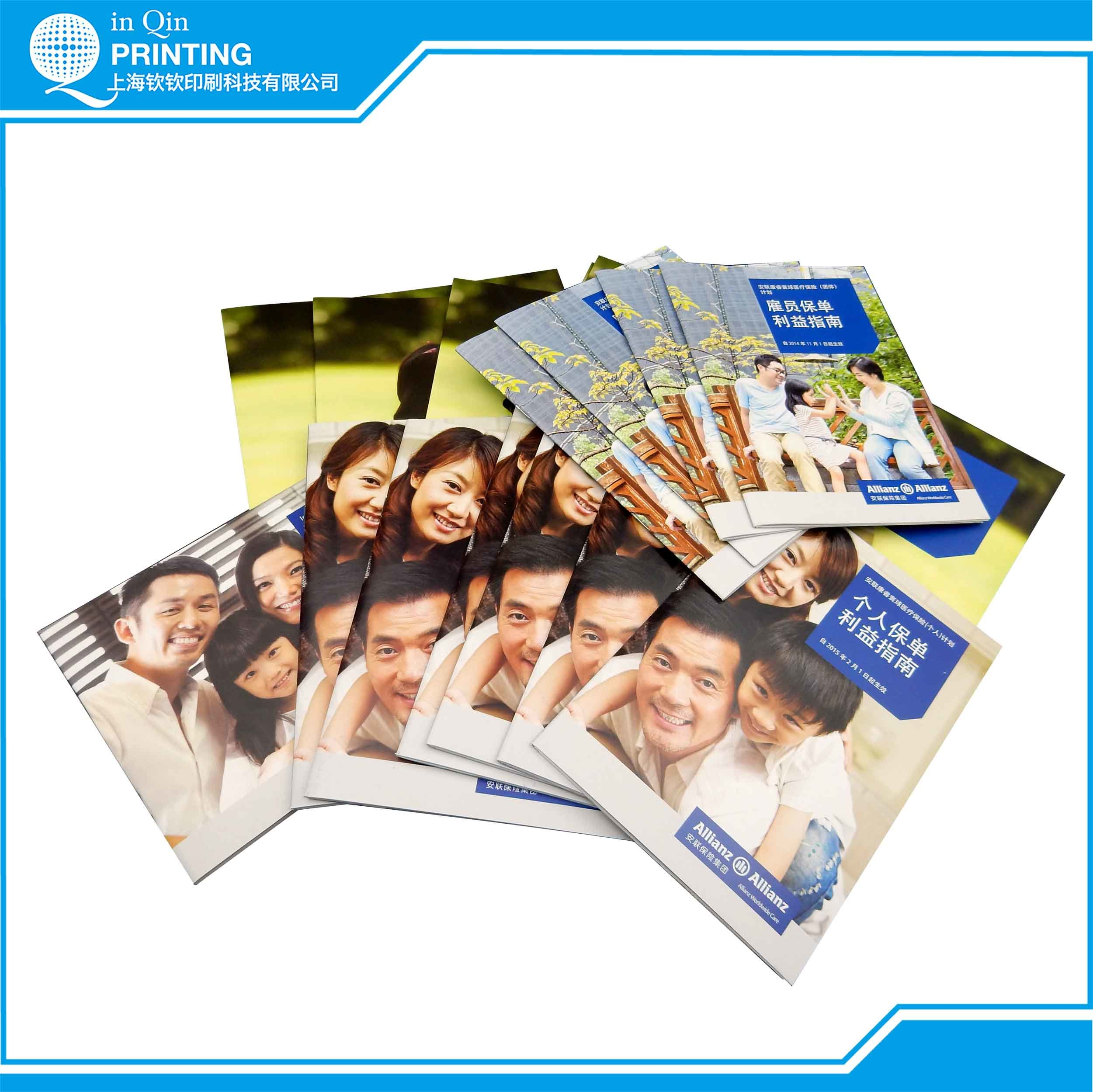Cheap Color Pamphlet Leaflet Flyer Booklet Brochure Printing