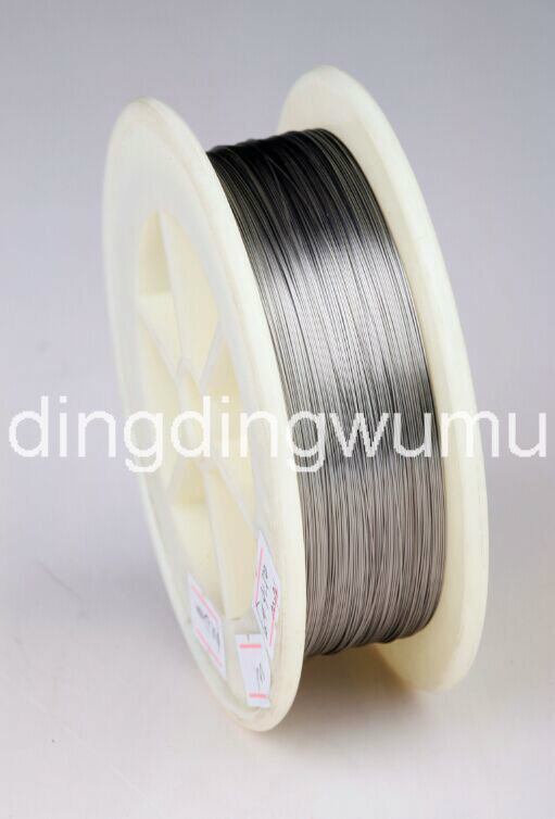 Pure Tungsten Wire for Vacuum Furnace Heater