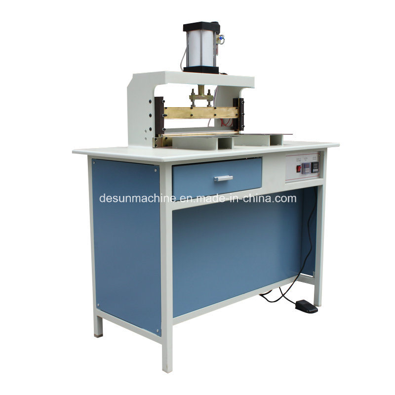Hardcover Book Pressing & Creasing Machine (YX-460YC)