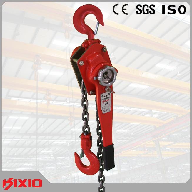 Kixio 6 Ton Lever Hoist (Overload Limiter)