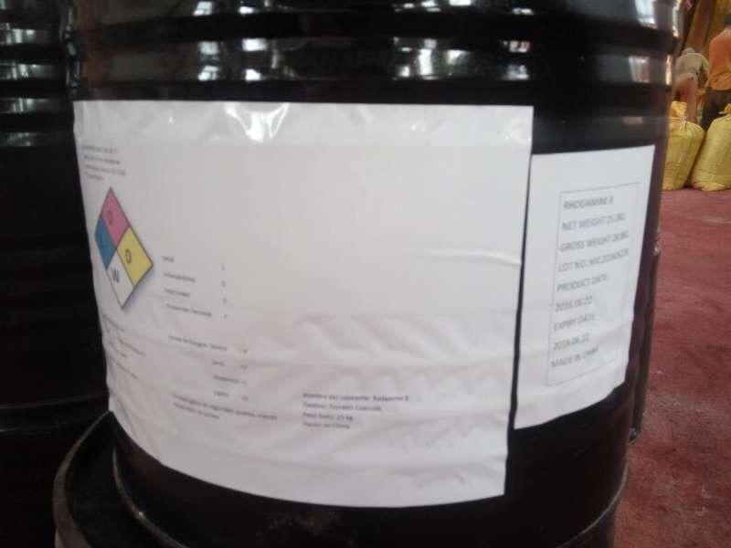 Acid Red 52 400%, Acid Rhodamine, Acid Rose Red B