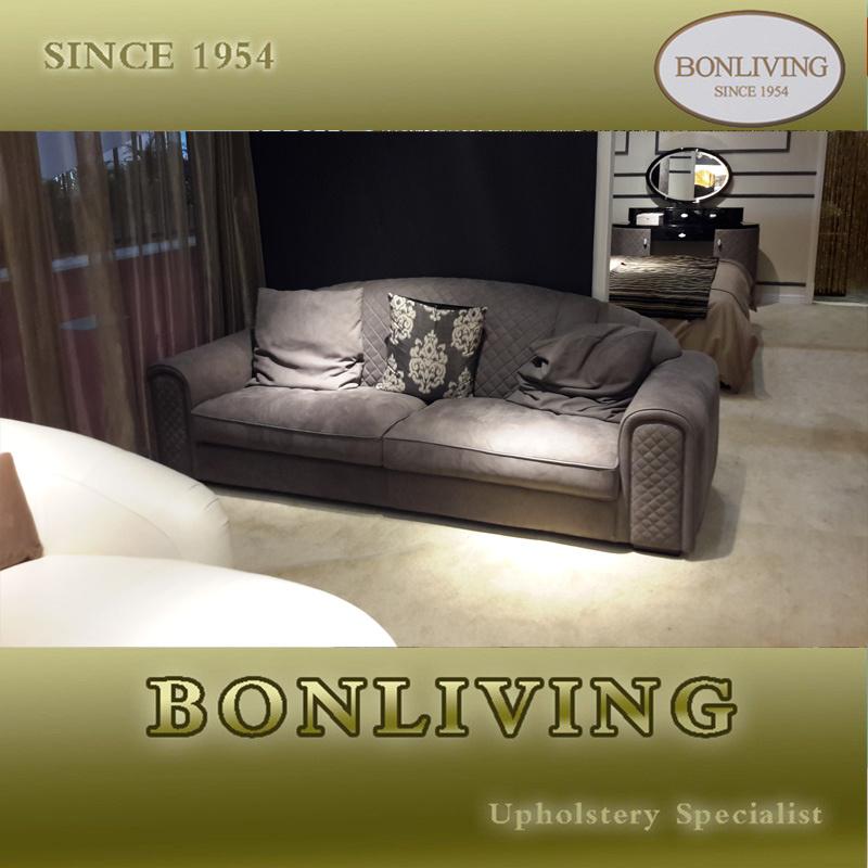 Luxury Nubuck Leather Sofa (B33&B34) ! ! !