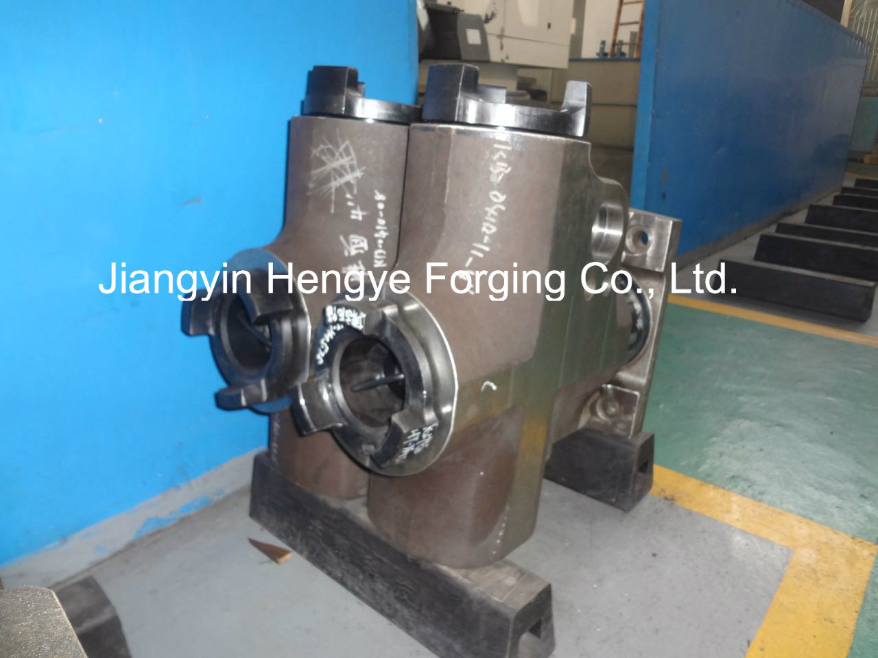 Fluid End Assembly for Plunger Pump Frac Pump Use