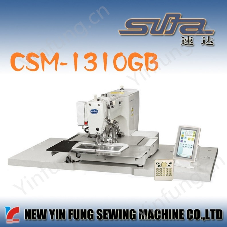 Programmable Procedural Floriation Pattern Supreme Brother Industrial Computer Sewing Machine
