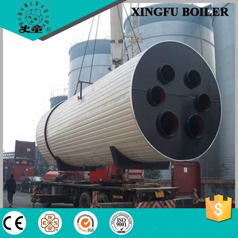 Horizontal Fire Tube Waste Heat Recovery Steam Boiler