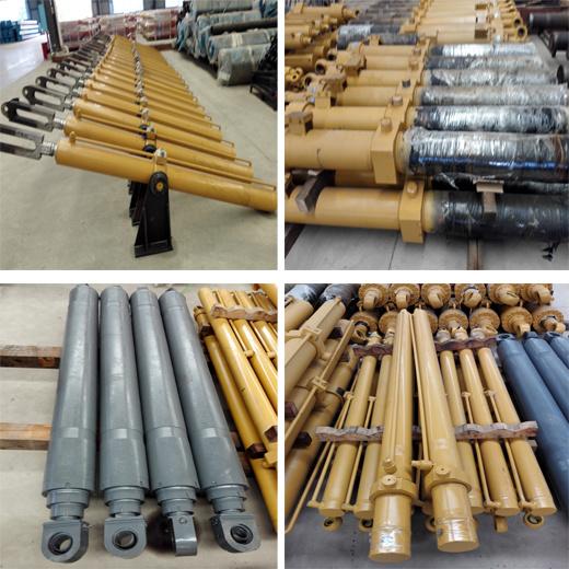 Hydraulic Oil Cylinder for Sanitation Equipment