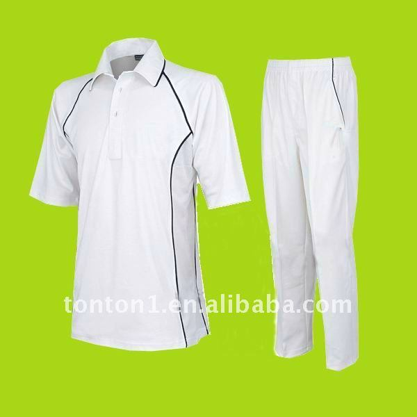 High Quality Sport Professional Custom Design Cricket Jersey and Pants