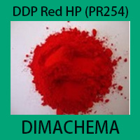 Pigment Red 254 for Plastic