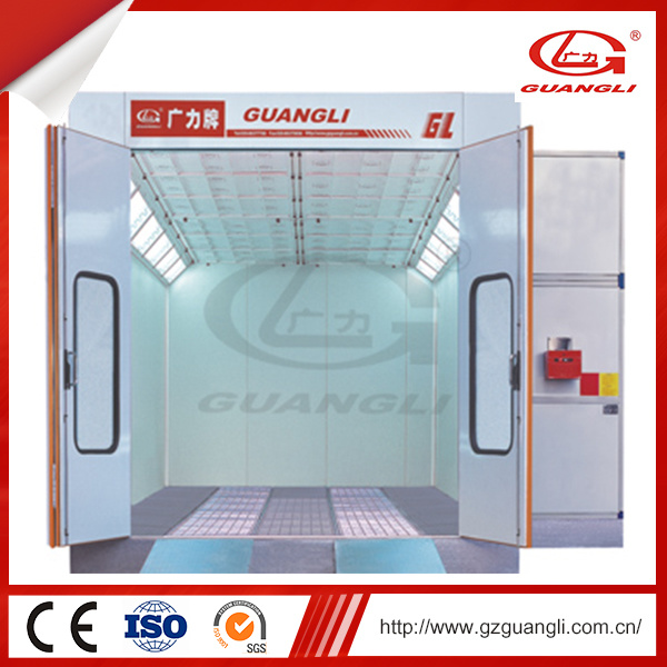 Gl2000-B1 Durable and High Efficiency 25 Kw Auto Spray Booth for MID-Size Bus