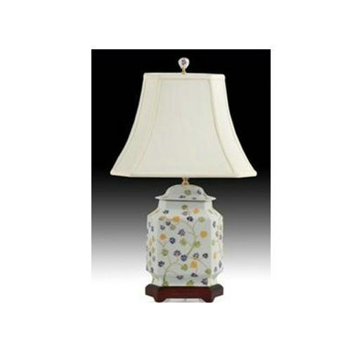 Chinese Porcelain Antique Porcelain Table Lamp Dyf090