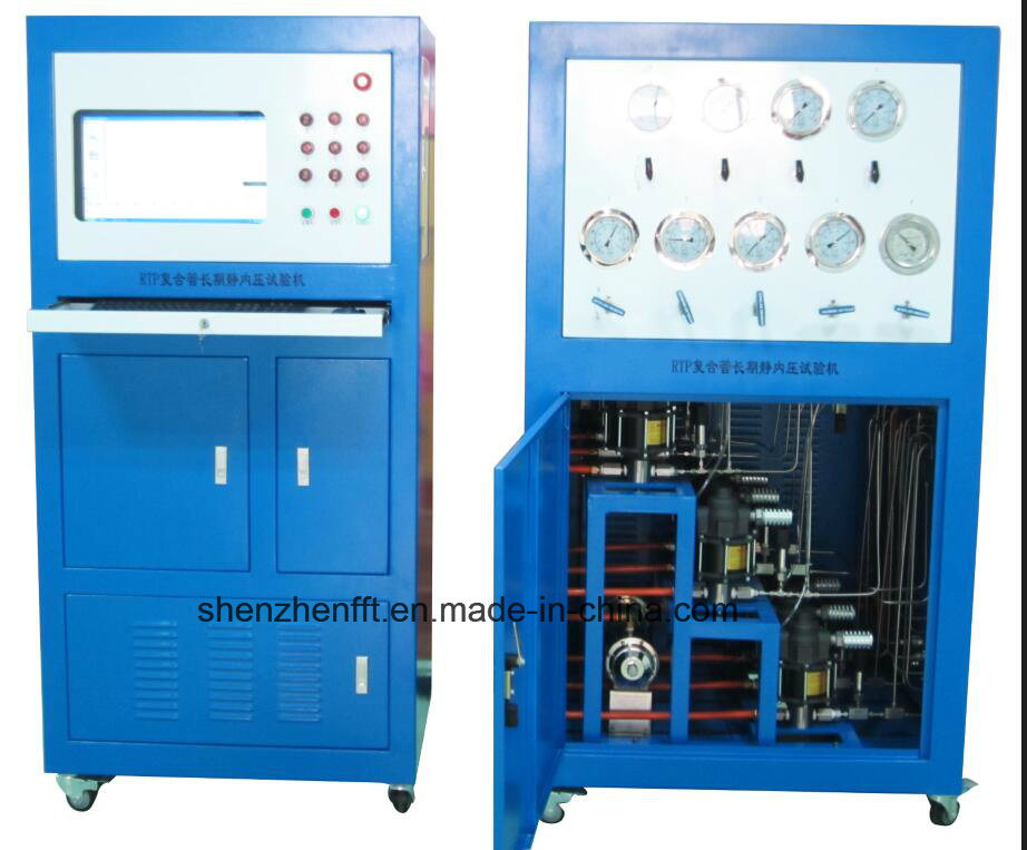 Hydraulic Pressure Test Machine for Pipe