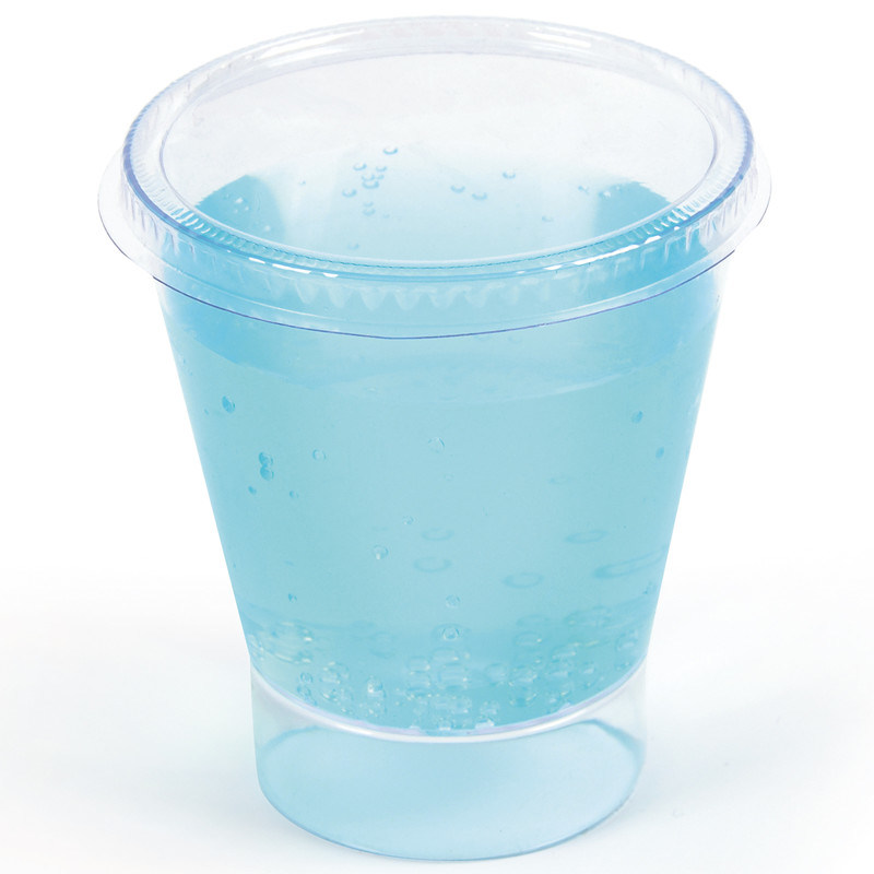 PP/PS Disposable Cup Plastic Cup Crystal Tumblers 7 Oz