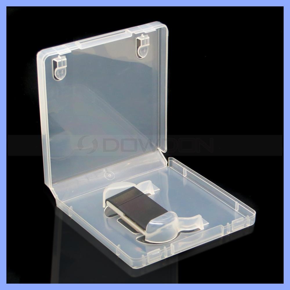 16mm White Plastic PP Box for USB Flash Drive U Disk