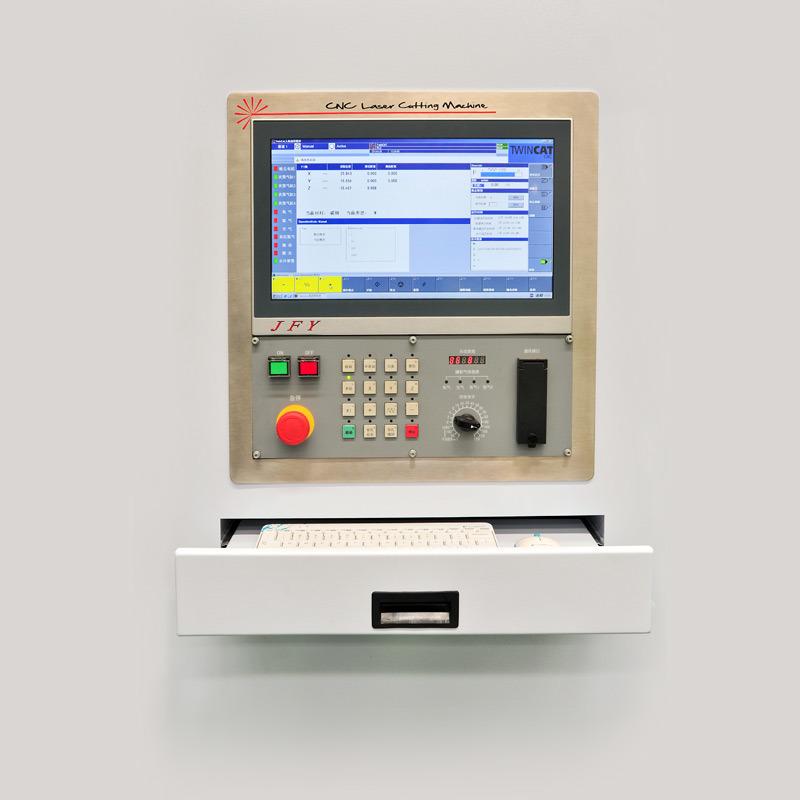HFC CNC Laser Cutting Machine (HFC-3015 HFC-4020 HFC-6020)
