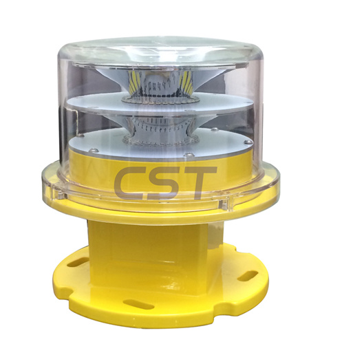 CS-865 Medium-Intensity Type a Aircraft Warning Light
