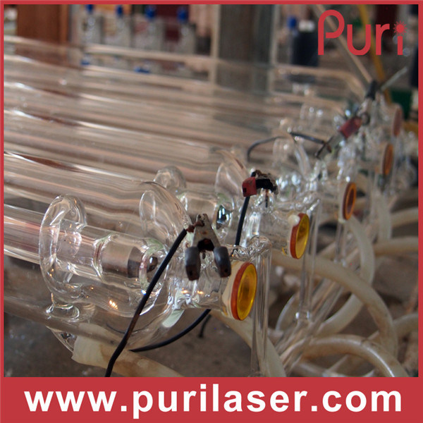 High Power Catalyst CO2 Laser Tube-Prm Series (PRM-1600, 400W)Tube