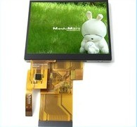 3.5 Inch TFT LCD Display Module with CTP