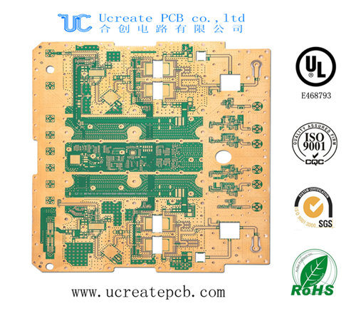 Good Quality High Frequency PCB Board, PCBA Assembly
