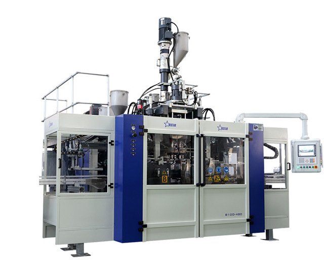 Blow Molding Machine B10d-480 (2 stations 2 cavities)