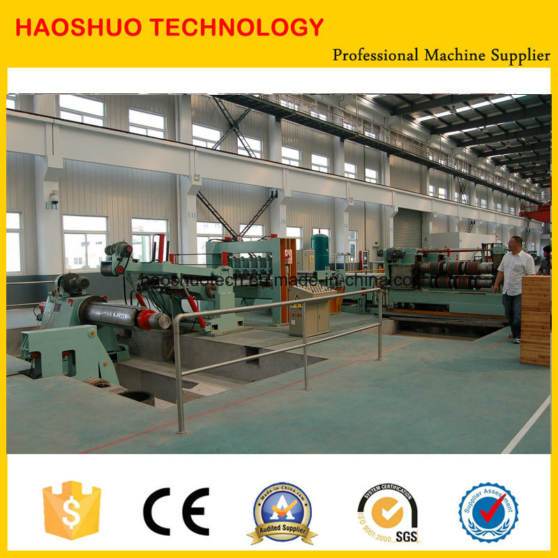 High Speed Metal Slitting Machine