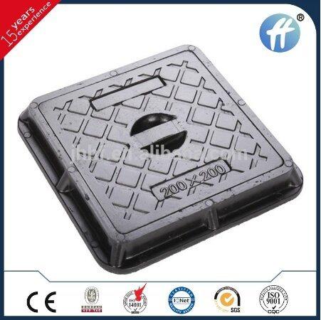 China En124 A15 Square Composite Manhole Cover
