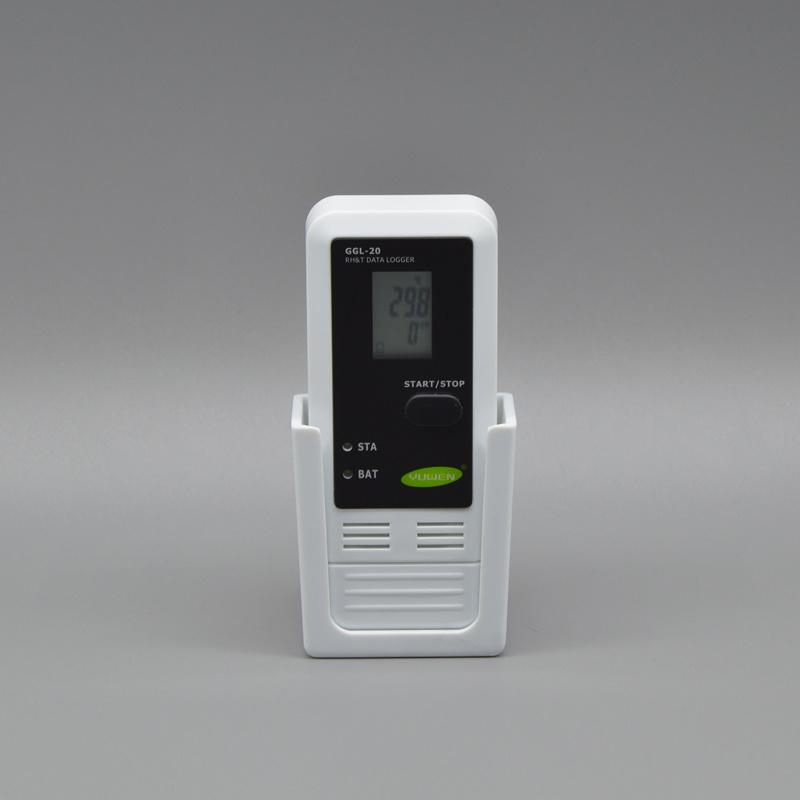 USB Data Logger Temperature Humidity Recorder for Greenhouse Ggl-20