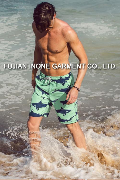 Inone W008 Mens Swim Casual Board Shorts Short Pants