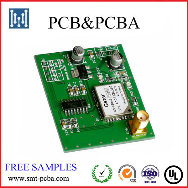 Fr4 1.6mm Electronic OEM PCB Assembly Service with RoHS Certificate