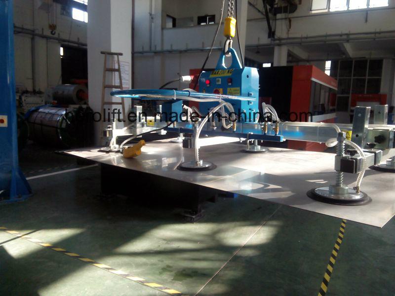 Capacity 250kg Vacuum Lifter for Metal Sheet