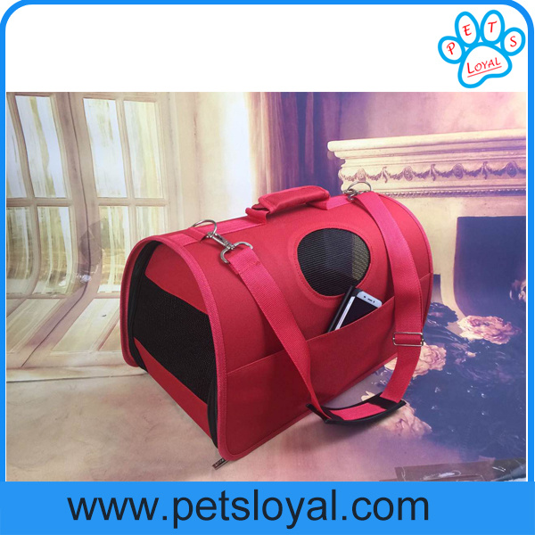 Manufacturer Luxury Oxford Pet Dog Travel Carrier Bag