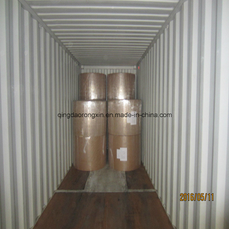 Single Side PE Coated Dunkin Donuts Food Packaging Paper