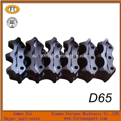 Earthmover Bulldozer Undercarriage D3c/D4d/D65/D85/D155 Sprocket Segments