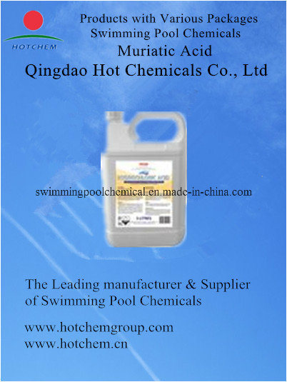 Swimming Pool Chemicals Muriatic Acid (SPC-HA001)