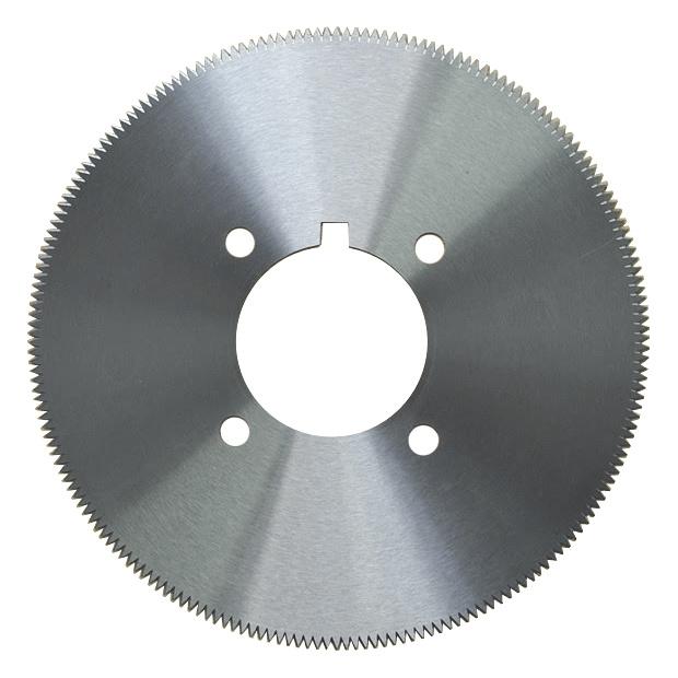Round Dish Slitter, Paper Cutting Blades