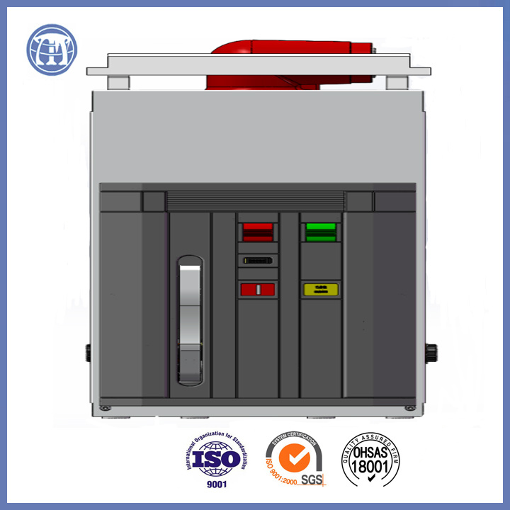 24kv Vmv Intelligent Indoor Three Phase High-Voltage Vacuum Cirucit Breaker