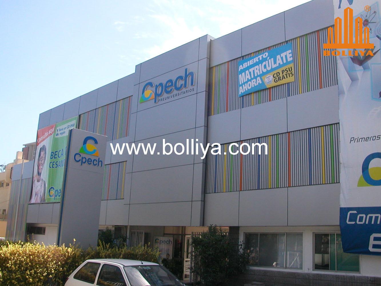 china aluminum cladding facade aluminium composite panel. Black Bedroom Furniture Sets. Home Design Ideas