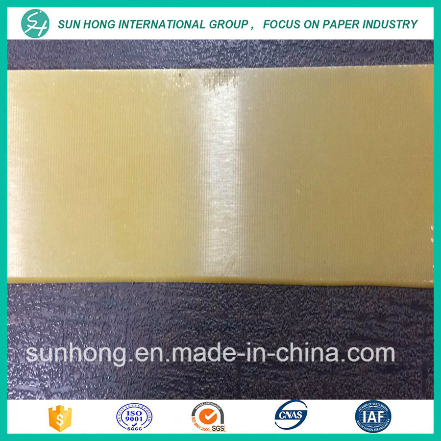 HDPE Paper Making Doctor Blade for Paper Machine