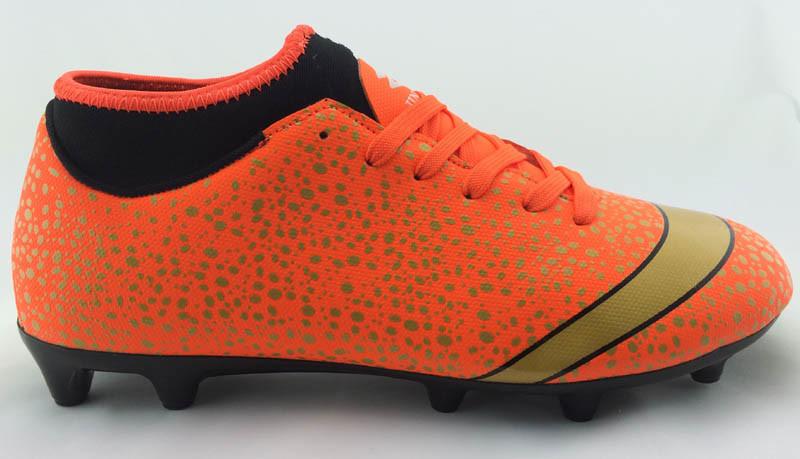 Men′s Athletic Socks Football Shoes