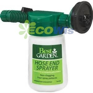 Hose End Sprayer Nozzle with Chemical Bottle (HT1470)
