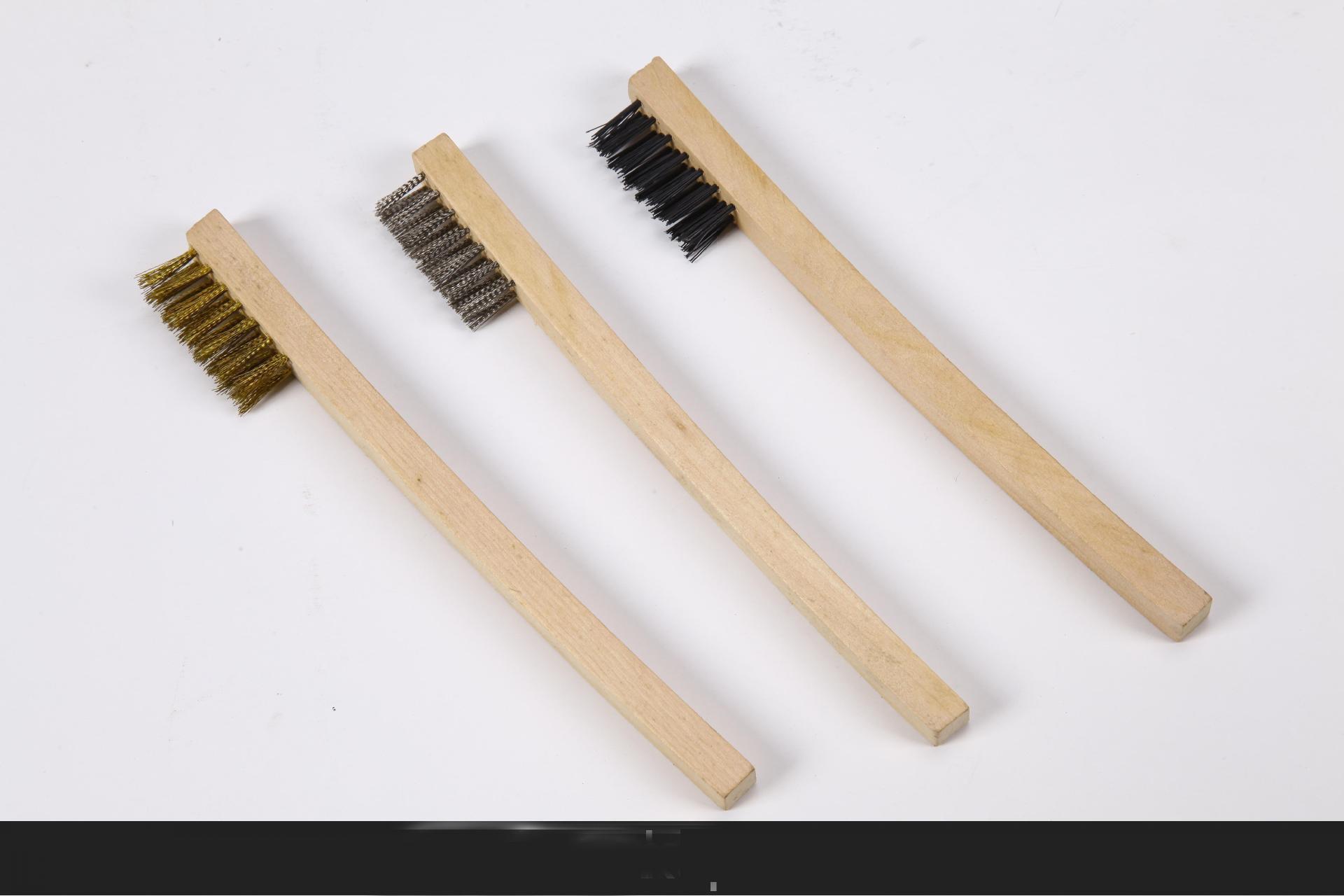 Polishing Function Steel Wire Brush Wheel Brush