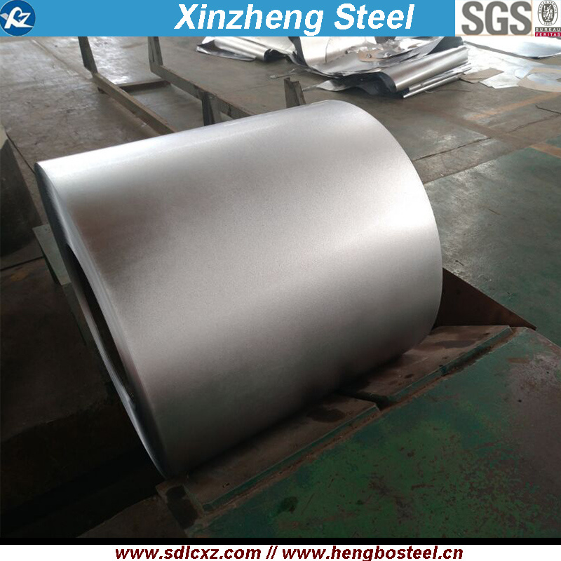 0.13mm Building Material Galvalume Steel Coil for Abdjan Market