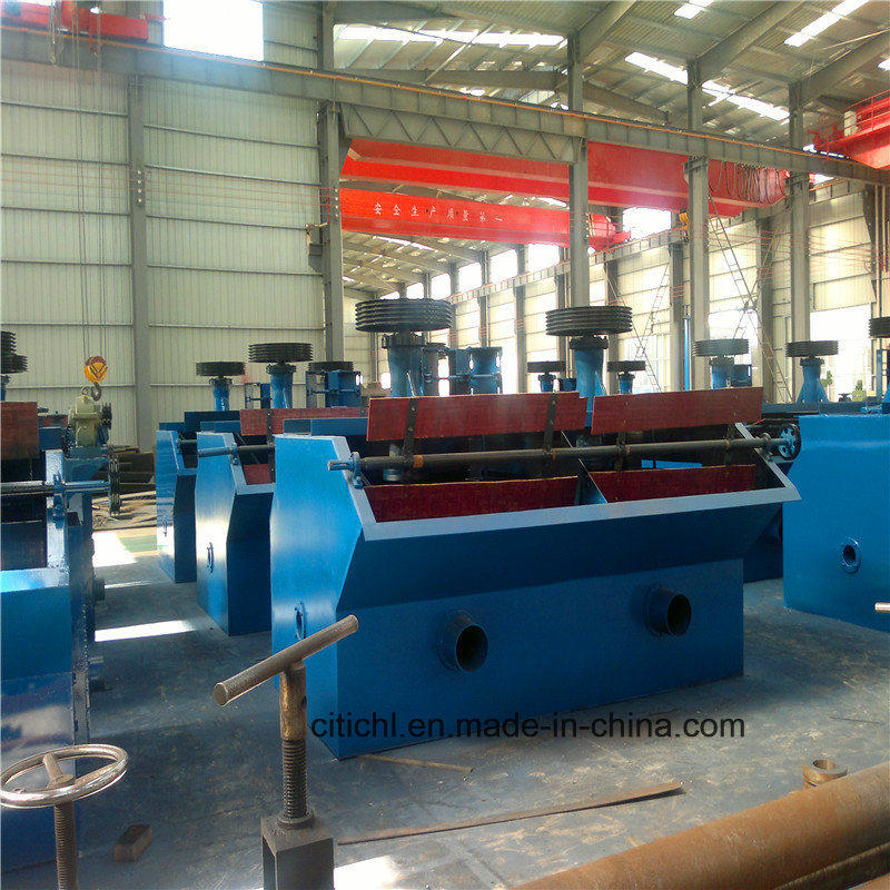 Mineral Processing Flotation Separator Machine
