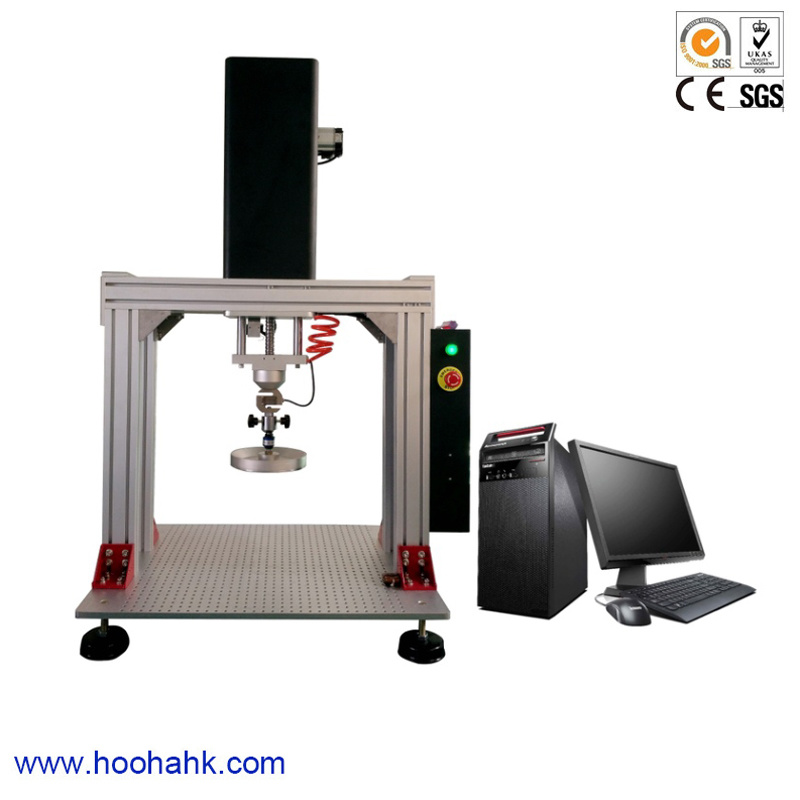Foam and Rubber Compression Pressure Testing Machine with Computer Control